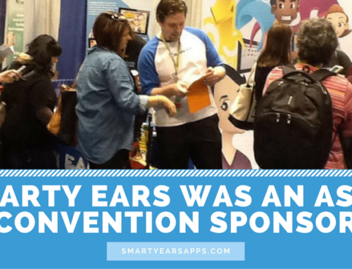Smarty Ears was a 2014 Asha Convention Sponsor