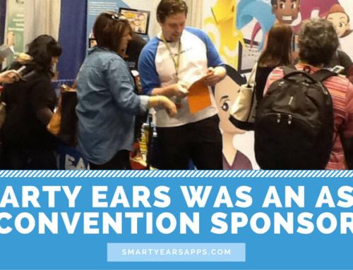 Smarty Ears was a 2014 Asha Convention Sponsor